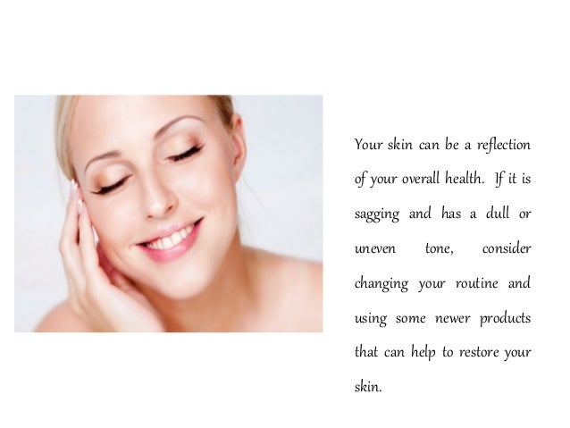 Natural Ways To Make Your Skin Look Younger