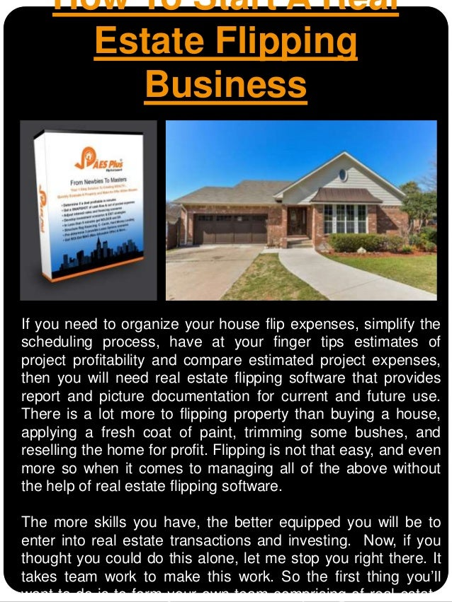 How to start flipping houses for Is flipping houses easy