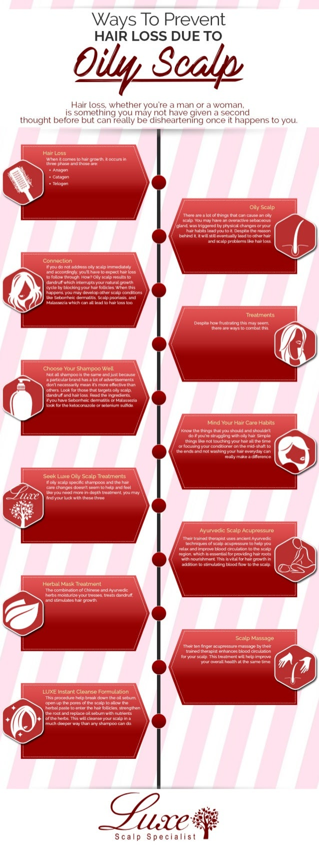 Ways To Prevent Hair Loss Due To Oily ScalpWays To Prevent Hair Loss Due To Oily Scalp