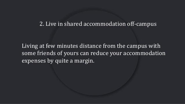 Ways to save money in college Slide 3