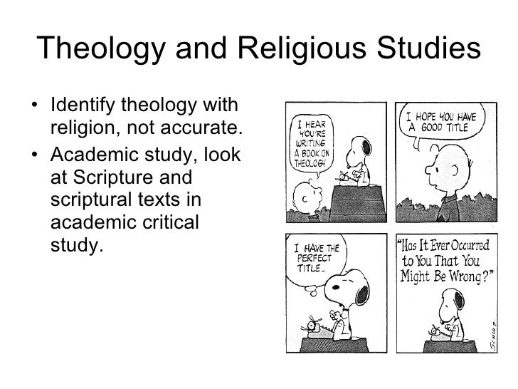 What's the best way to learn about theology? - Quora