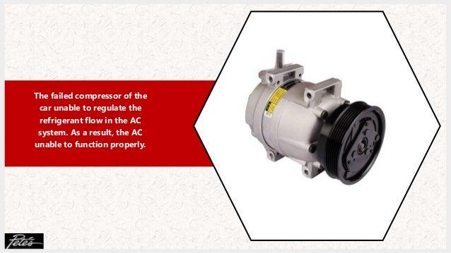 Way to Diagnose the Failed AC Compressor of your Car