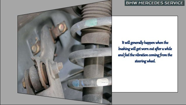Way to Diagnose the Failed Lower Control Arm Bushing of your Car
