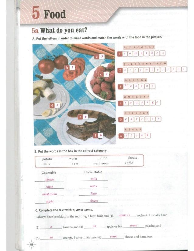 Respuestas Unidad 5 Workbook