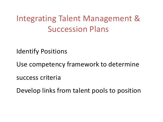 Talent Management Strategy to Create a Higher-Performing Workforce