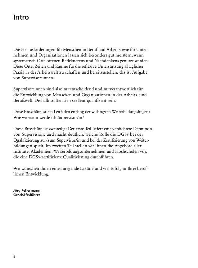 Ausgezeichnet Supervisor Setzt Proben Fort Galerie ...