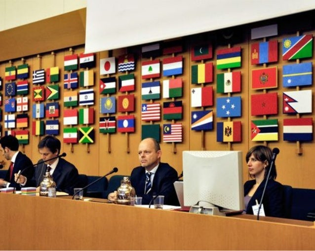 The stakeholders of the WBF started the Working Groups last December 2009
