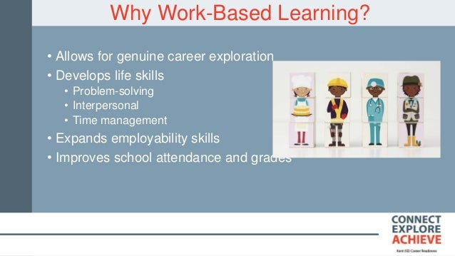 So, you want to do work-based learning at your school? Slide 3