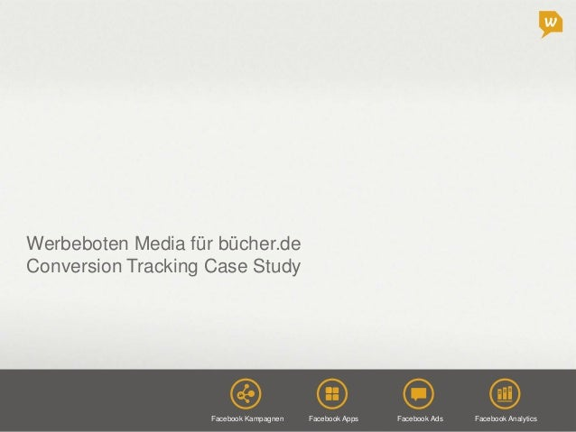 Werbeboten Media für bücher.de Conversion Tracking Case Study  Manual Adventskalender App  Copyright@2013 Werbeboten Media...