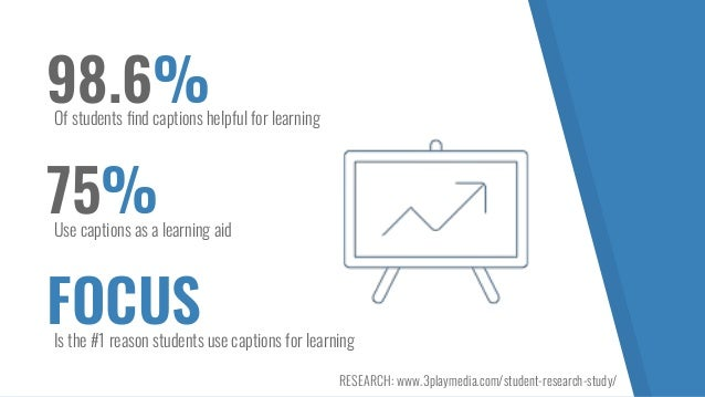 WHY IS AUDIO DESCRIPTION IMPORTANT? Accessibility > Estimated 23.7 million Americans (10%) have trouble seeing. Autism > H...