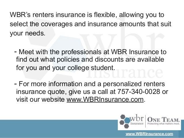 wbrs renters insurance