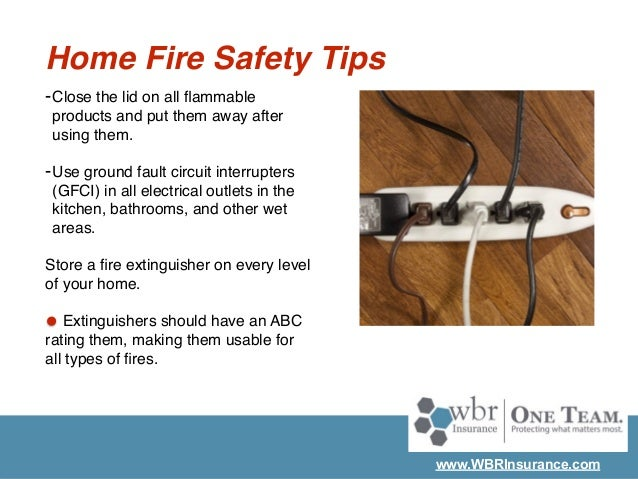 Electrical safety ideas bathroom electrical zones for Fire prevention tips for home