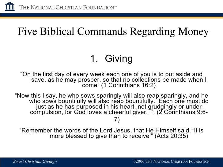 Ppt christian stewardship powerpoint presentation id:274332.