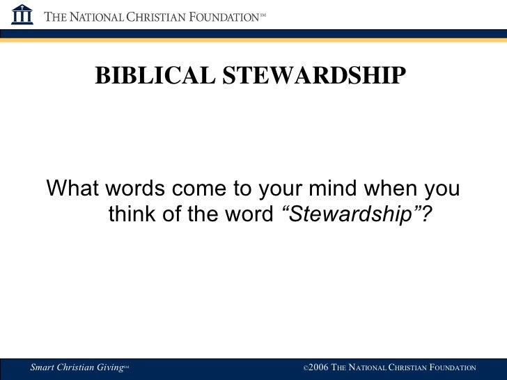 Ppt – christian stewardship of money powerpoint presentation.