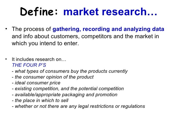 International Marketing Research Paper Starter