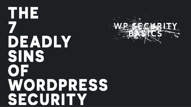 ABOUT ME  WEB DESIGN AND INFORMATION SECURITY  Committed to WordPress since 2008.  SUCURI – Researcher and Account Manager...
