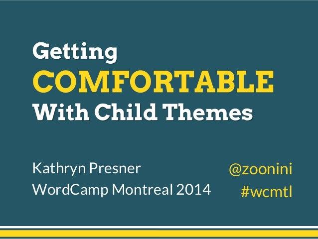 Kathryn Presner WordCamp Montreal 2014 @zoonini #wcmtl