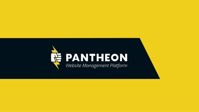 Pantheon.io 2 More Secure Web https://security.googleblog.com/2016/09/moving-towards-more-secure-web.html