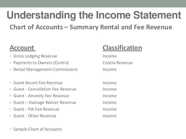"Vacation Rental Income Statements ""How-To"" Ben Edwards, Weatherby Co…"