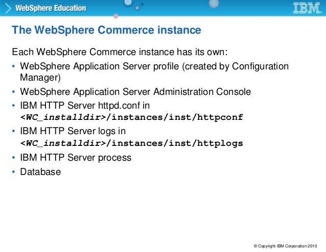 websphere administrator resume