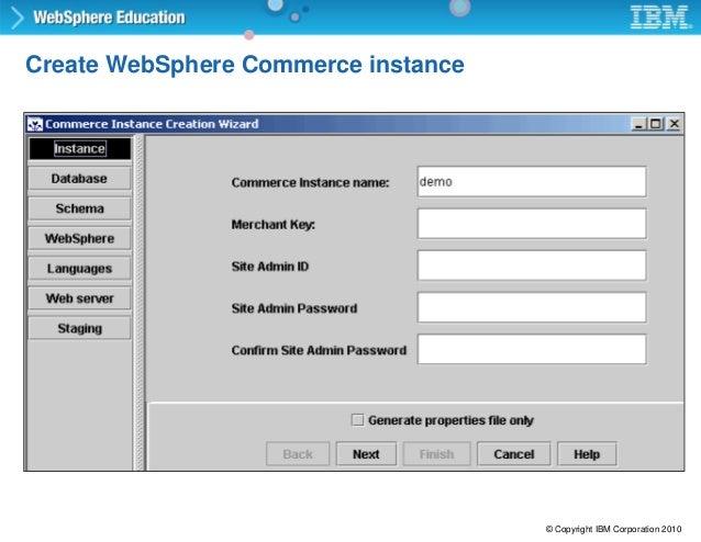 websphere application server ssl configuration steps