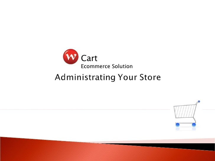 Cart Ecommerce Solution