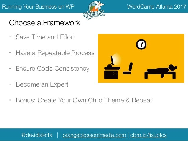 Running Your Service Business on WordPress - WordCamp Atlanta 2017 Slide 3