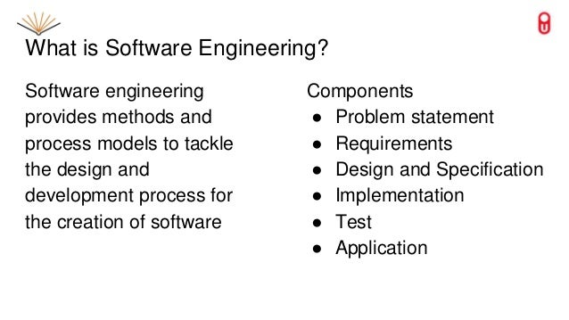 What is Software Engineering? Software engineering provides methods and process models to tackle the design and developmen...