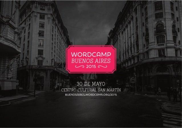 WORDCQMP BUENOS AIRES  CZ. ) 2015 CX)  30 DE MAYO  CENTRO CULTURAL SAN MARTÍN BUENOSQIRES. WORDCQMP. ORG/2015
