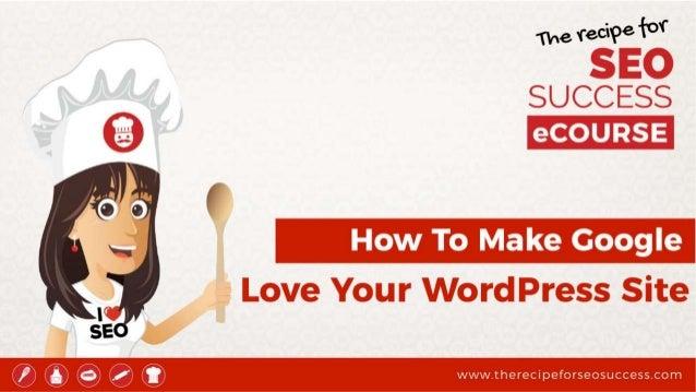 #WCBNE WordPress SEO Presentation for WordCamp Brisbane