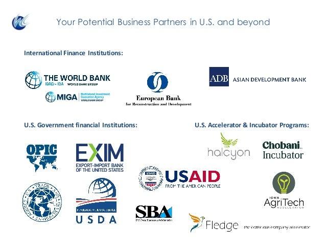 InternationalFinanceInstitutions: U.S.GovernmentfinancialInstitutions:U.S.Accele...