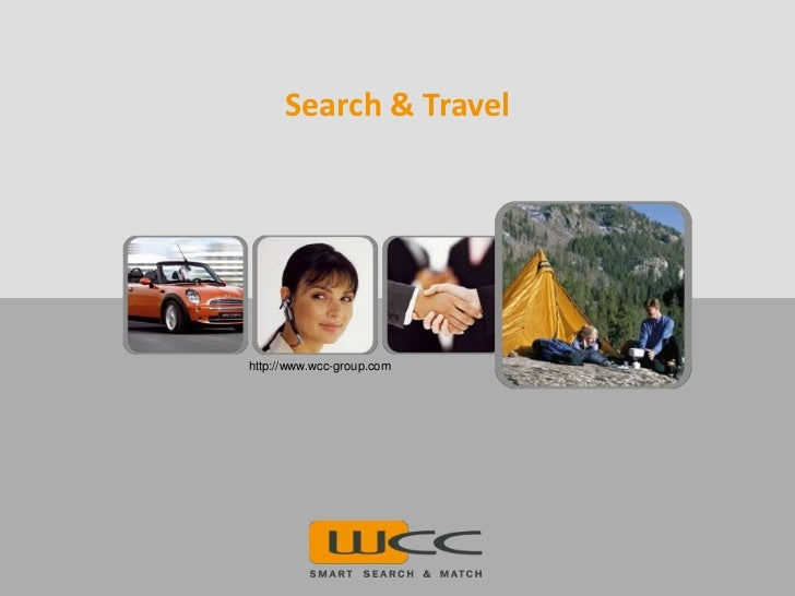 Search & Travelhttp://www.wcc-group.com