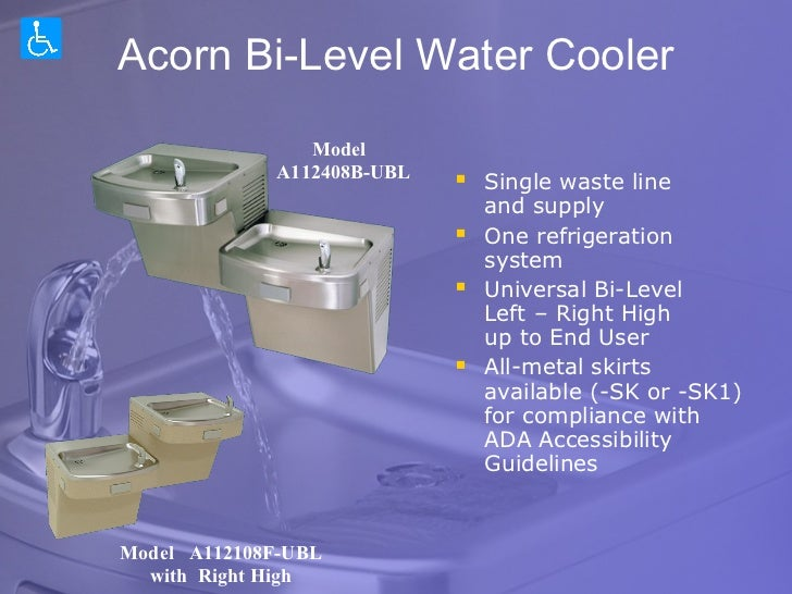 Acorn Water Coolers Amp Drinking Fountains
