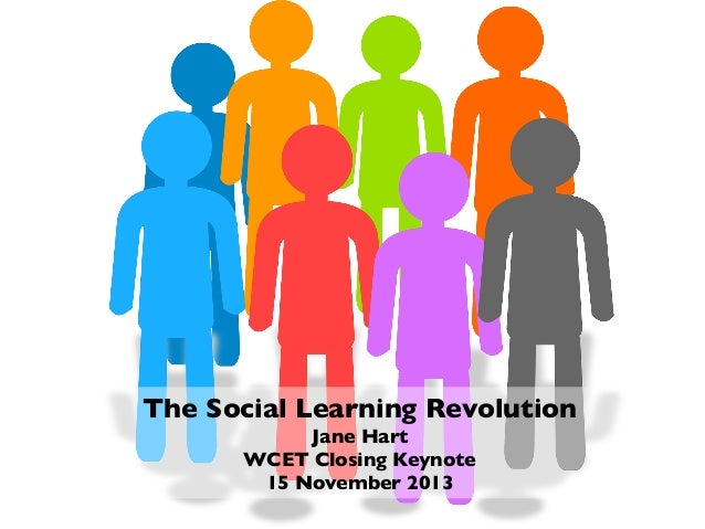 The Social Learning Revolution