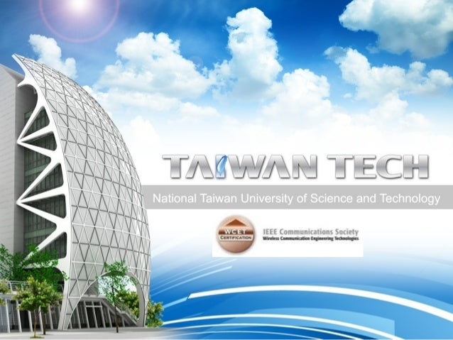IEEE Wireless Communication   Engineering Technology           (WCET)             Ray-Guang Cheng,                 Profess...