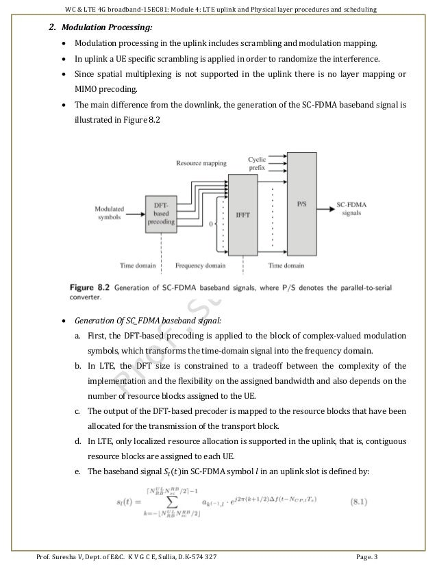Wc & lte 4 g module 4- 2019 by prof sv1