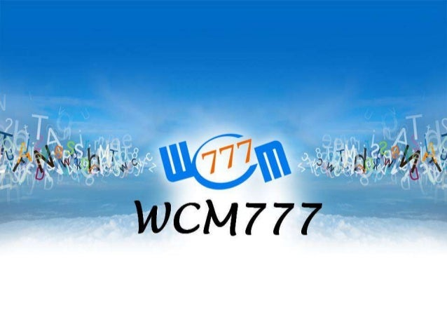 Wcm777oficial/ Dinho Garcia