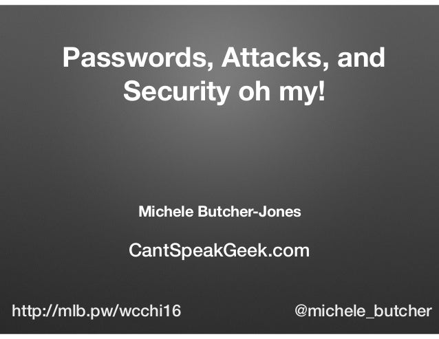 Michele Butcher-Jones