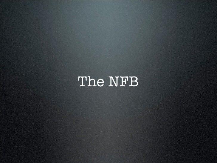 The NFB
