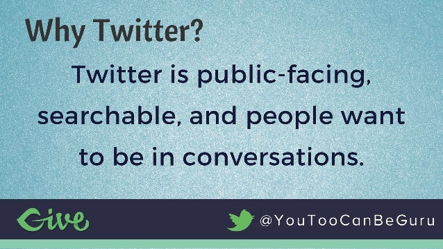 Relationship Marketing - Building Your Business Online with Twitter Slide 2