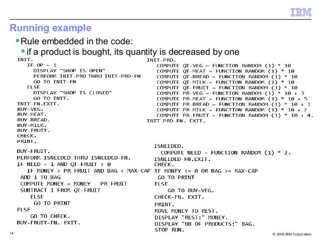 from cobol to models an mde framework to extract business logic out