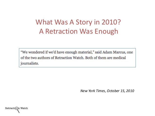 WCRI 2019: What makes a story a story?