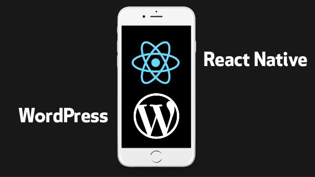 React Native WordPress