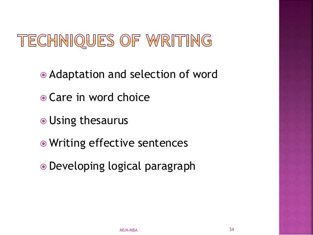 techniques of creative writing This post provides creative writing tips and techniques to help you create characters that are believable learn how to create real characters readers love.