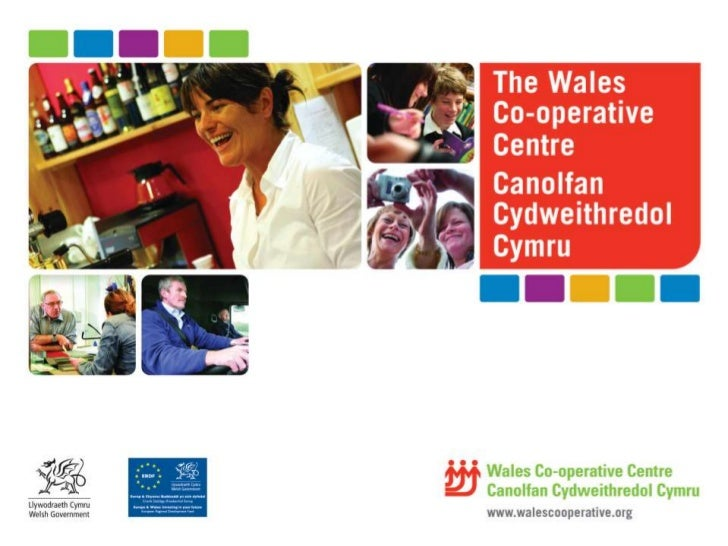 Who Are We? •   Set up in 1982, offices across Wales, 50+members of     staff •   Delivering projects on behalf of Welsh G...