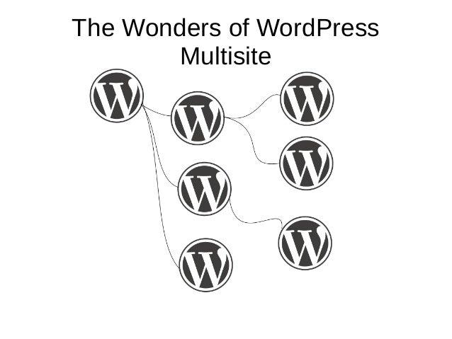The Wonders of WordPressMultisite