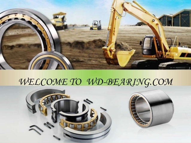 WELCOME TO WD-BEARING.COM