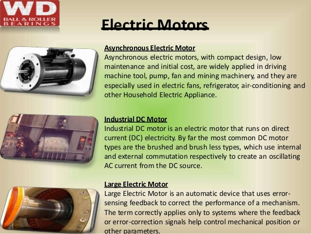 Electric Motors Asynchronous Electric Motor Asynchronous electric motors, with compact design, low maintenance and initial...