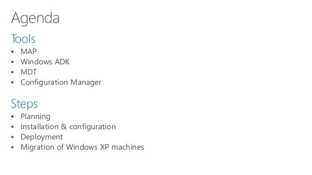 Configuration Manager: zero-touch & Windows 8 1 (WinDays14)