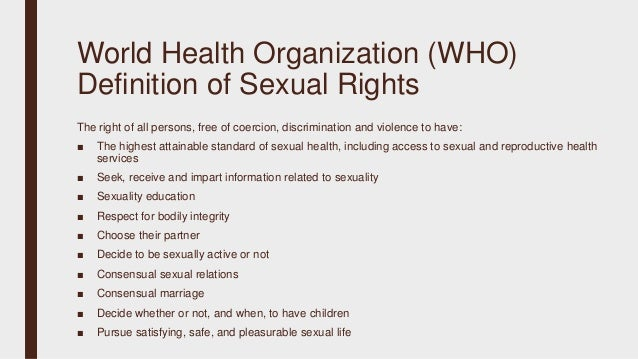 Whose vs whos definition of sexual health